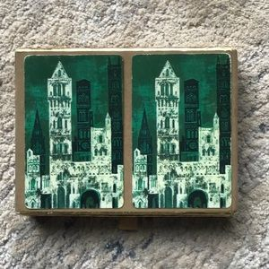 VINTAGE CANASTA PLAYING CARDS